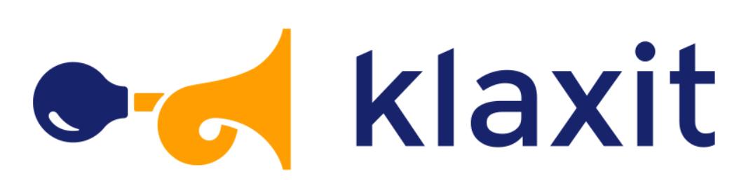 logo klaxit covoiturage