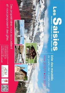 Brochure meublés particuliers Hiver 2018-19 + été 2019