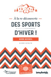 Guide accueil hiver 2018-2019