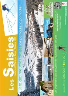 Brochure meublés hiver 2016/2017 + été 2017