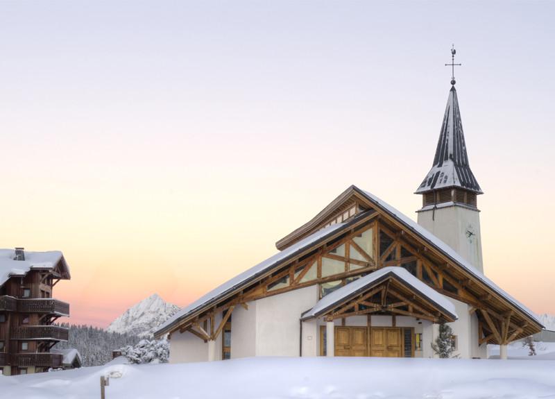 Eglise & chapelles