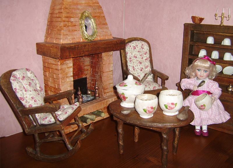 The fairytale house