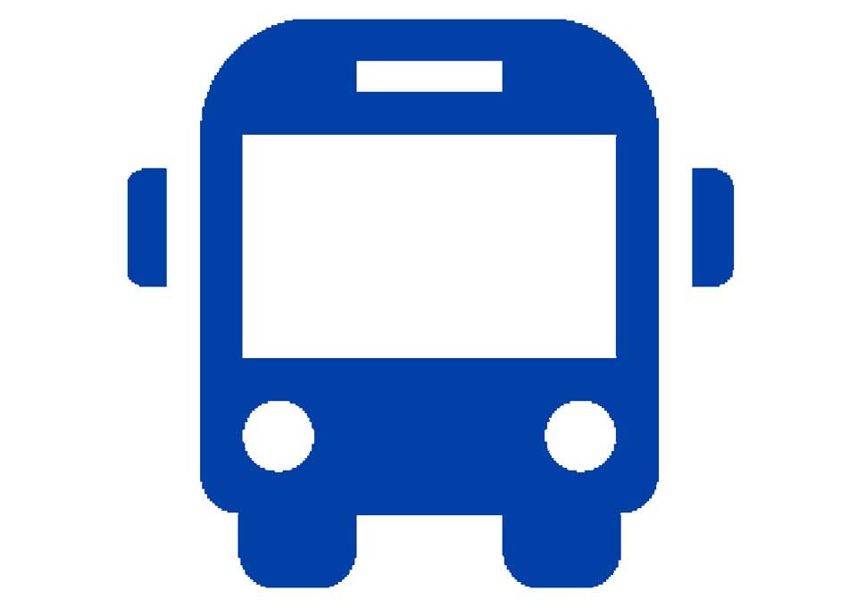 Bus en shuttles