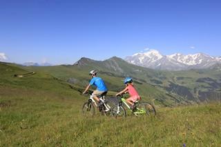Mountain bike package