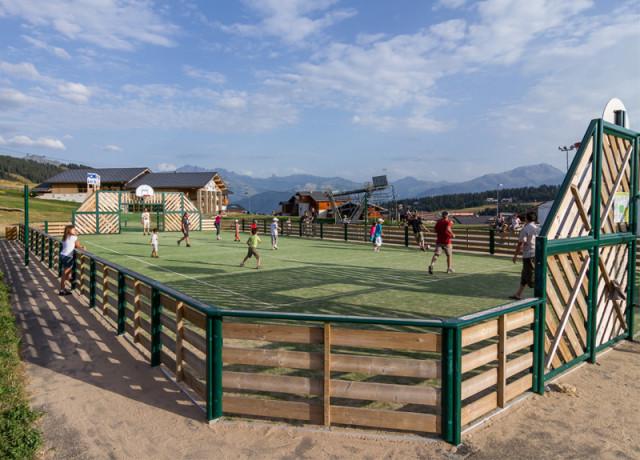 Sports & Leisure Areas
