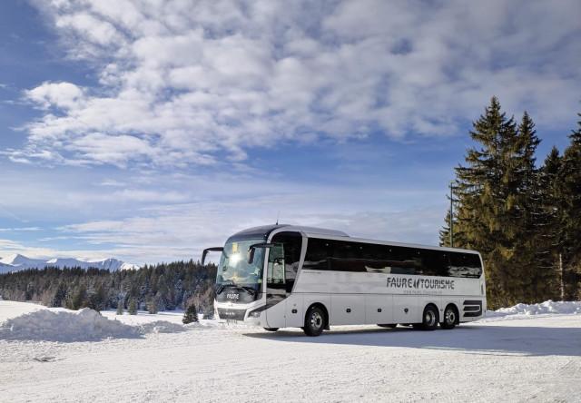 Transport collectif et mobilité douce en montagne