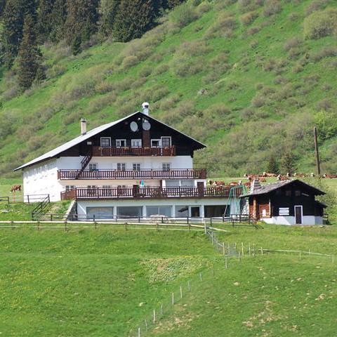 Centro di vacanze e casa di famiglia
