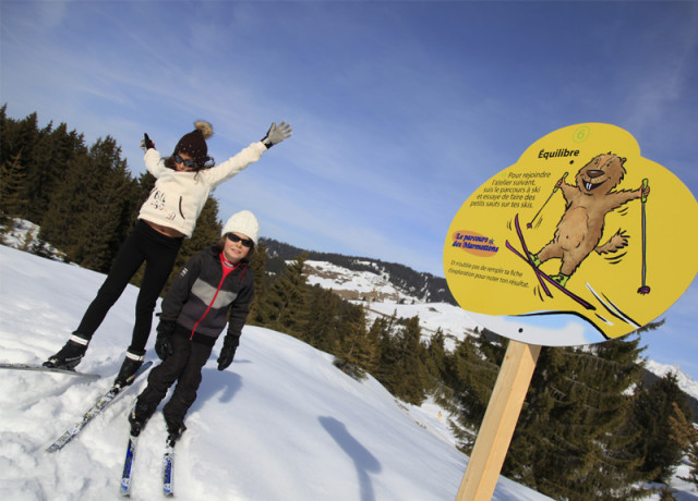 La via delle marmotte