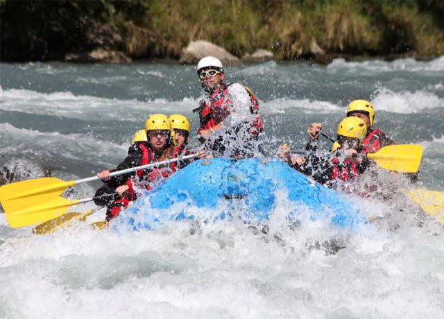 Sport acquatici fluviali