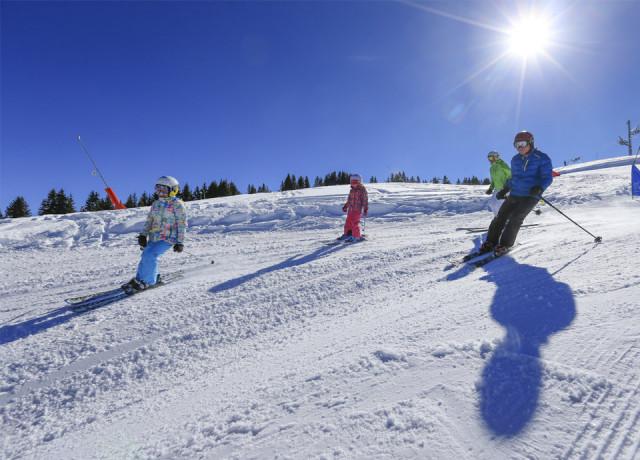 Le ski facile et pour tous