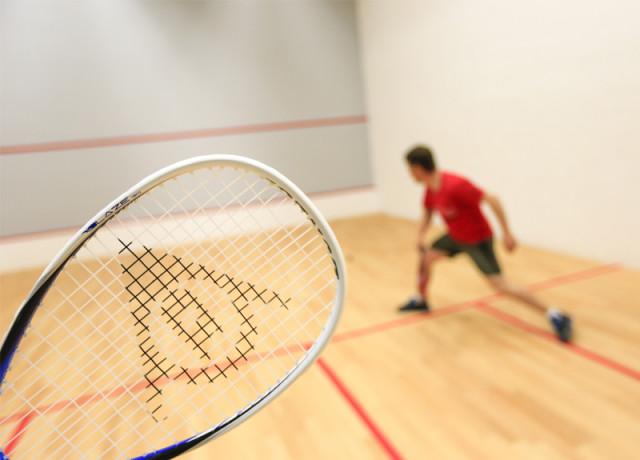 Squash, badminton, tennis da tavolo