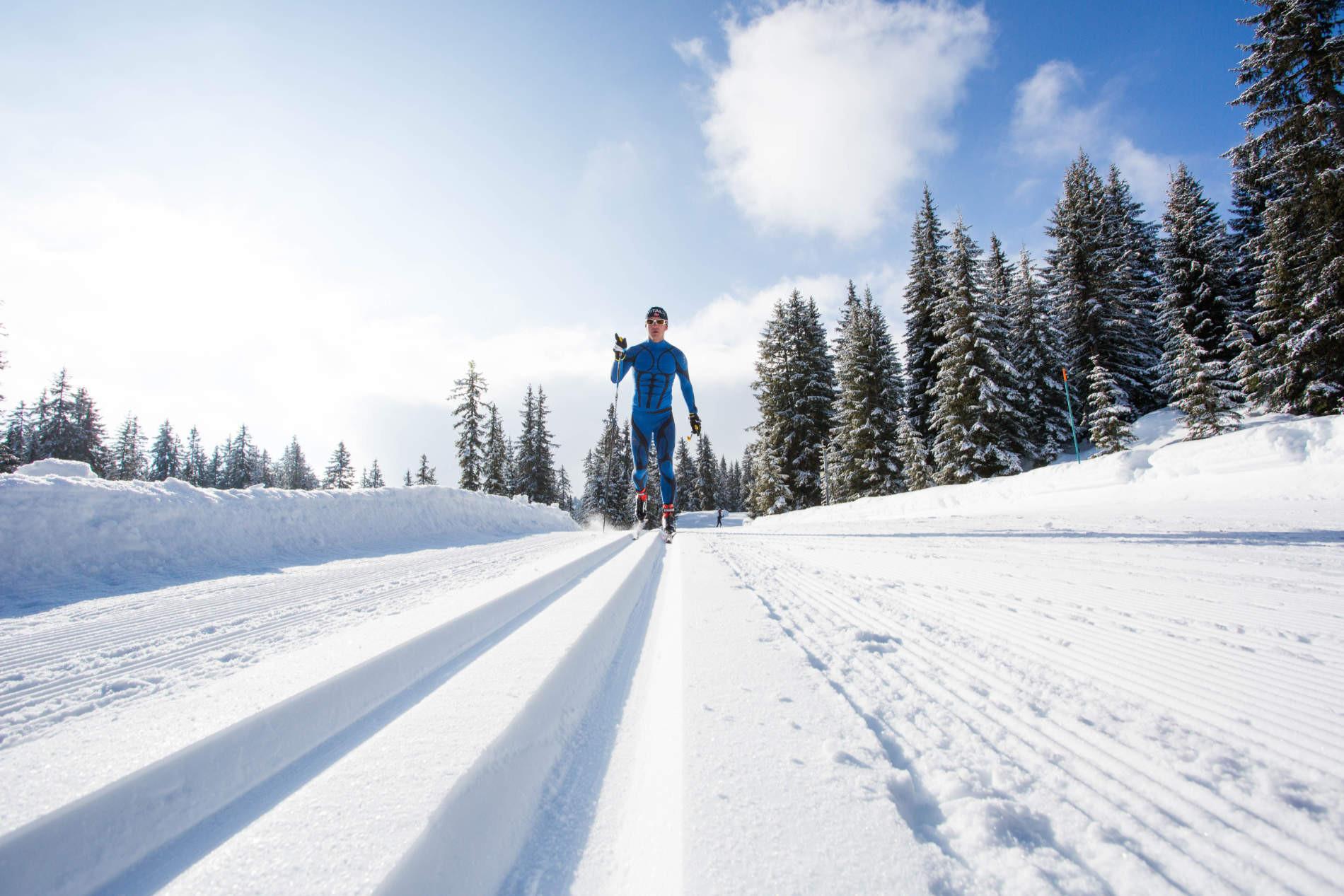 ski de fond alternatif
