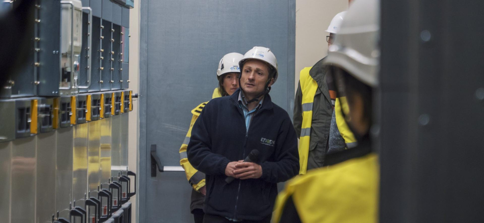 Visite de l'infrastructure et de ses équipements dernière génération