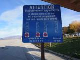 Informations et restrictions de stationnement