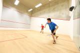 2 salles de squash