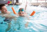 Cours de natation au Signal