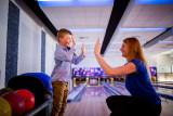 Pistes et boules adaptées aux enfants dès 6 ans
