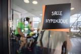 Salle hypoxique des Saisies