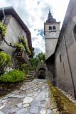 Les ruelles de la cité médiévale - Conflans