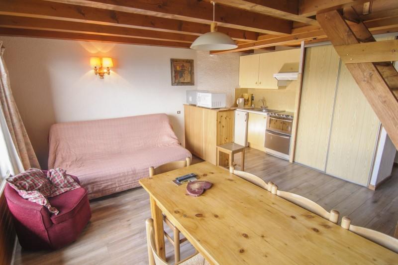 Deux pi ces mezzanine 6 7 couchages le v ry n 41 les saisies appart41 reser - Revente chambre hotel ...