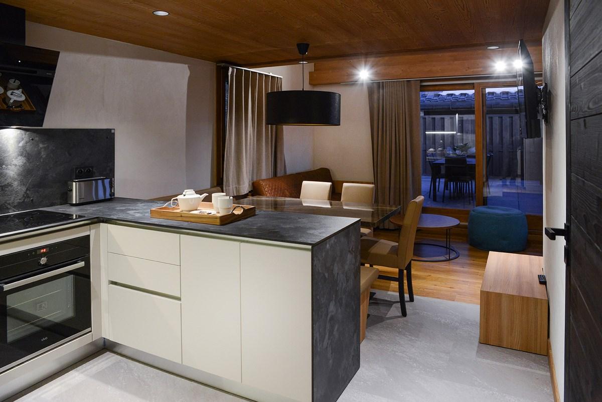 Appartement 3 chambres 6 8 personnes confort les armaillis les saisies armap - Revente chambre hotel ...