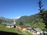 hauteluce village et église