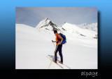 Randonnée nordique en direction du col du Véry