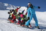 Cours collectifs ski alpin enfant