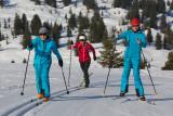 Cours ski nordique skating et alternatif