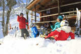 Pâques et ski aux Saisies