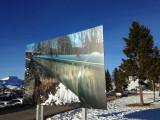 Les Saisies, expo photos Sylvie Bonnot sur le thème de l'hydroélectricité