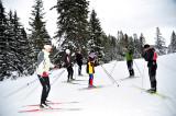 Ski nordique : technique et endurance