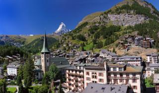 Excursion à Zermatt