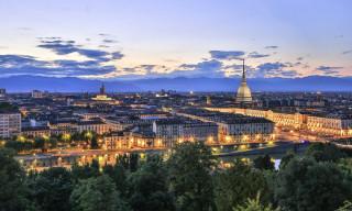 Excursion à Turin