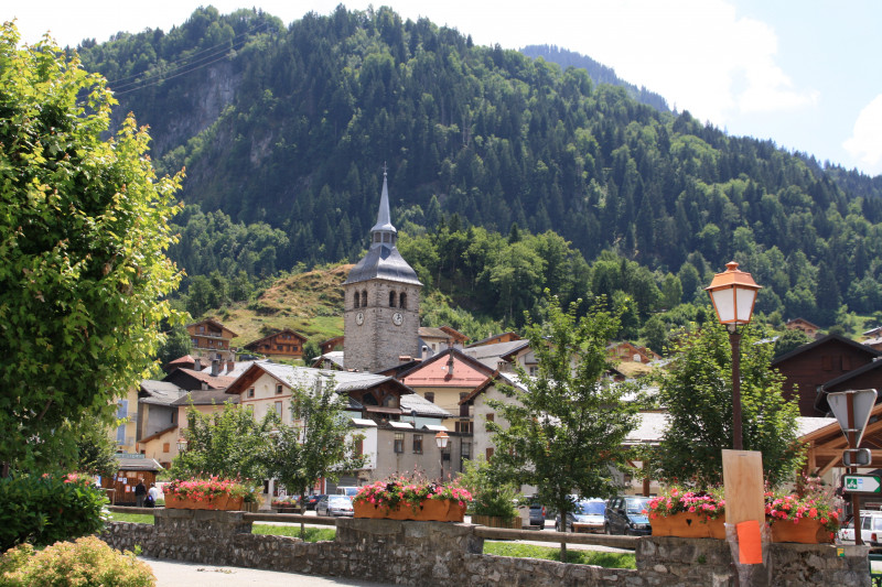 Beaufort et son église