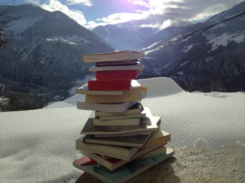 Récits à la montagne, pause-lectures au village