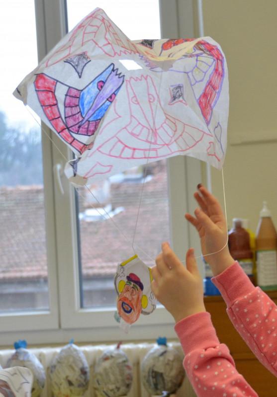 atelier parachute