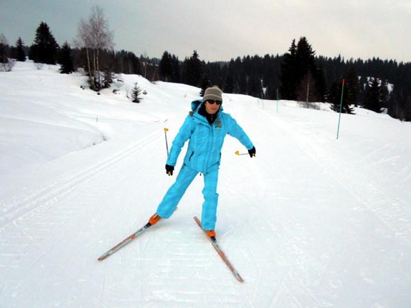 Initiation gratuite au ski nordique