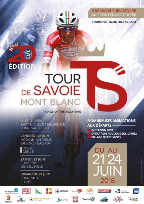 Tour de Savoie Mont Blanc