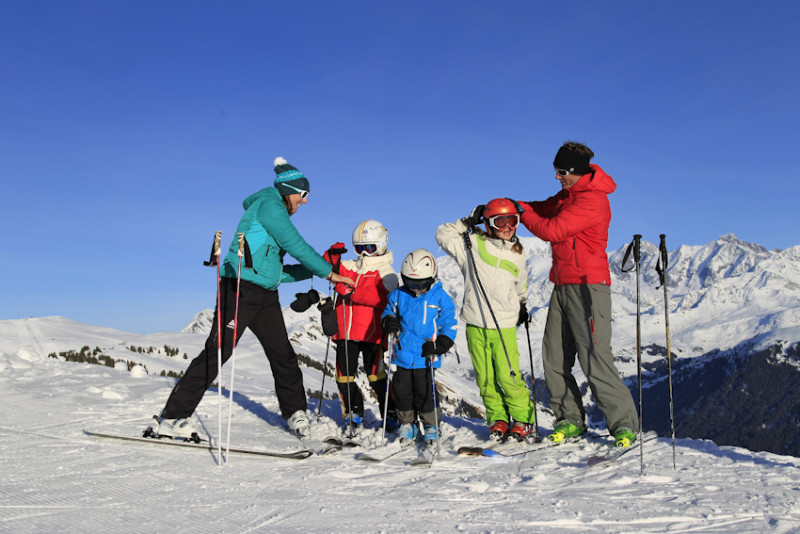 Ski à Pâques aux Saisies