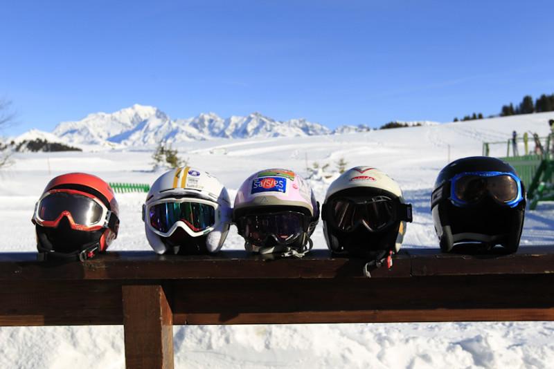 Skier à Pâques aux Saisies