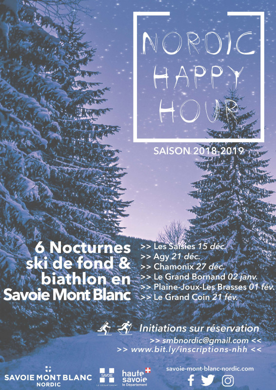 Affiche Nordic Happy Hour