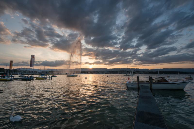 Excursion à Genève