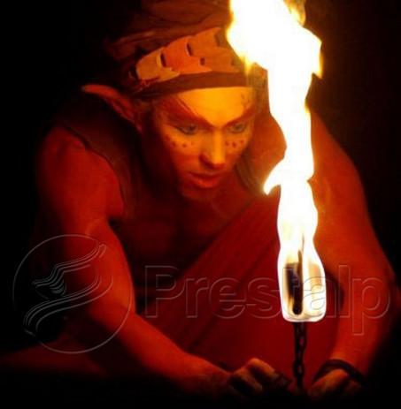 Elfe du feu
