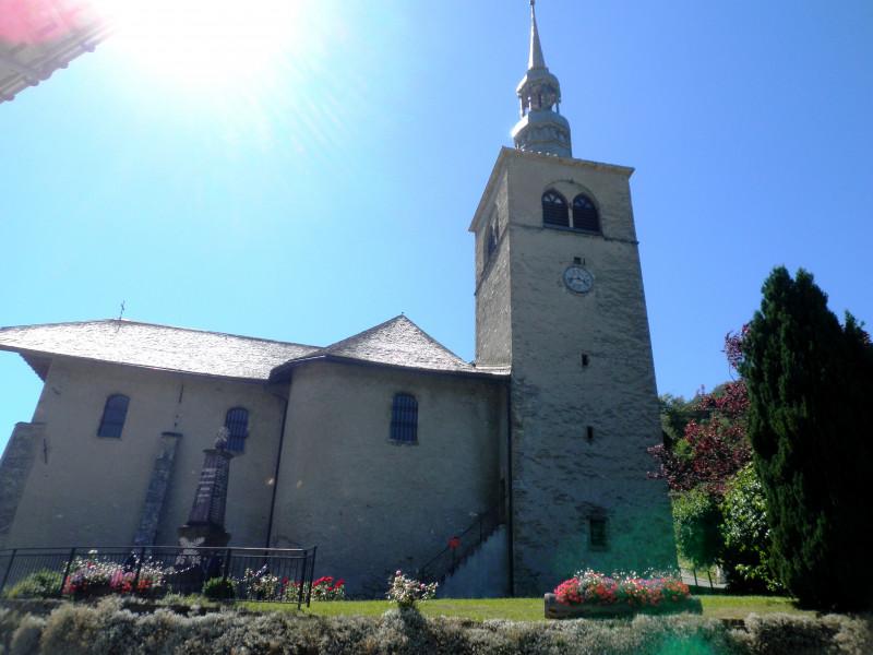 Eglise situé à St Nicolas la Chapelle