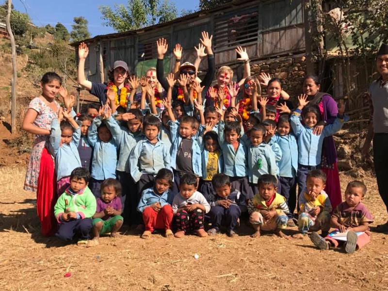 Lovely Népal